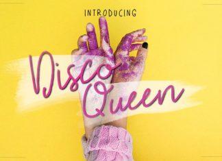 Disco Queen Font
