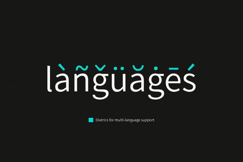 Famba Typeface Font