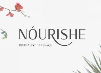 Nourishe font