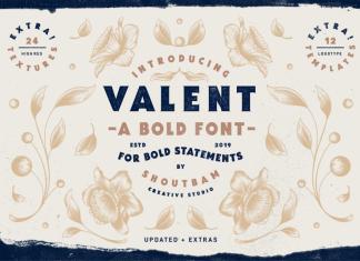 Valent Font