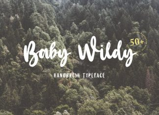 Baby Wildy Font