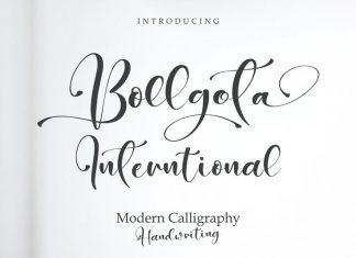 Bollgota Font