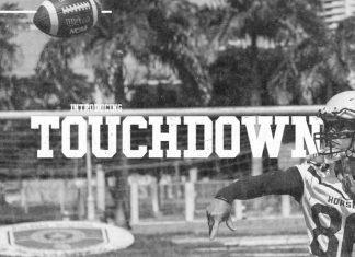Touchdown Slab Font