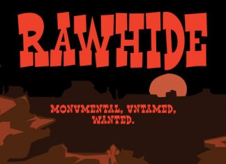 Rawhide Font Family