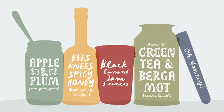 Sussan Font Family