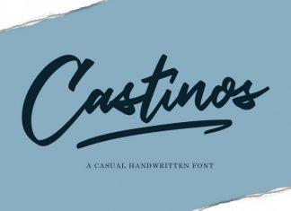 Castinos Script Font