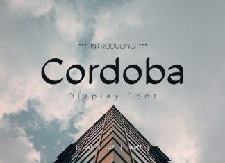 Cordoba Regular Font