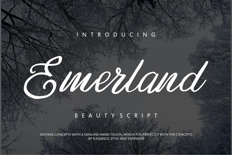 Emerland | Beauty Script