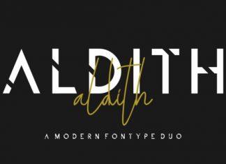 Aldith Font