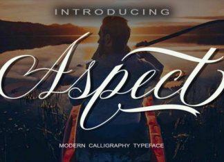 Aspect Font