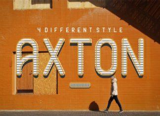 Axton Font