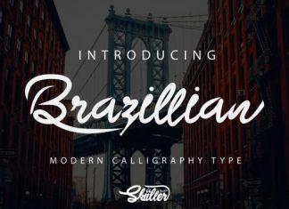 Brazillian Font