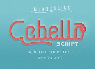 Cabello Script