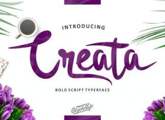 Creata Font