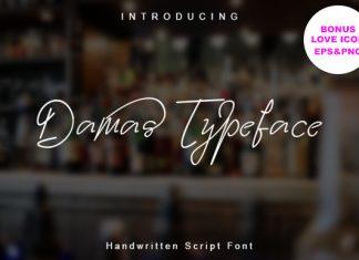 Damas Font