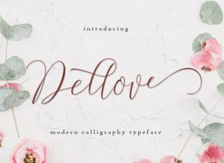 Dellove Font
