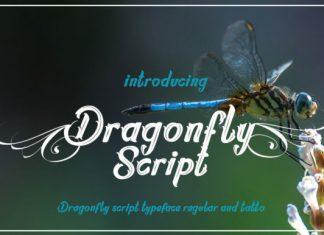 Dragonfly Script