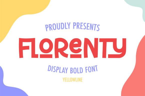 Florenty Font