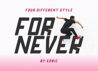 Fornever Font