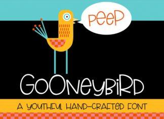Gooneybird Font