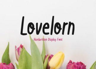 Lovelorn Font