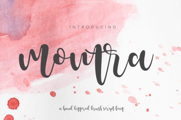 Montra Font
