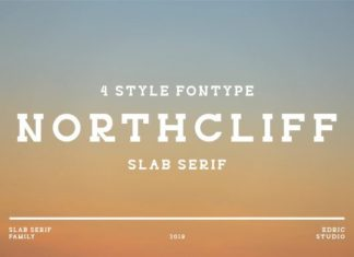 Northcliff Font