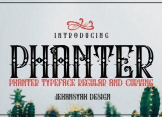 Phanter Font