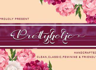 Prettyholic Font