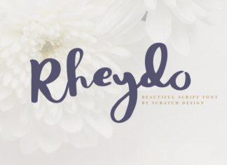 Rheydo Font