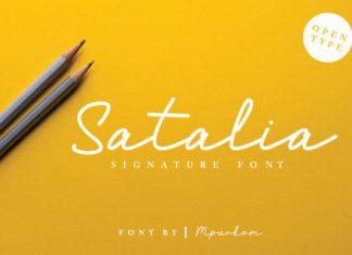 Satalia Font