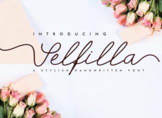 Selfilla Font