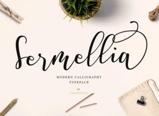 Sermellia Font