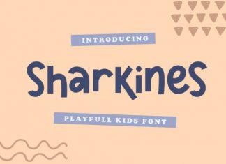 Sharkines - iFonts - Download Fonts