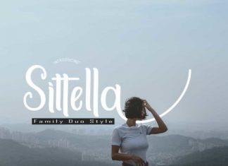Sittella Font