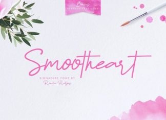 Smootheart Font