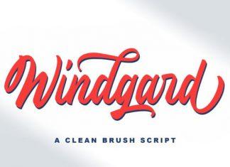 Windgard Font