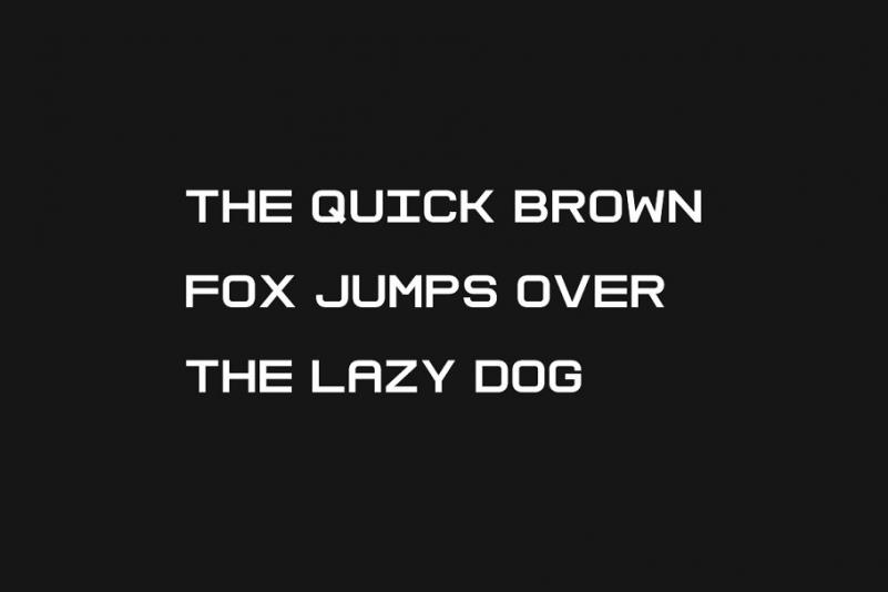 RAXTOR - Display / Headline Typeface