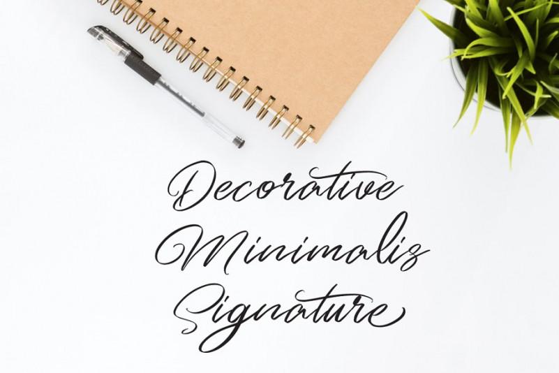 Artefellia - Handwritten Font