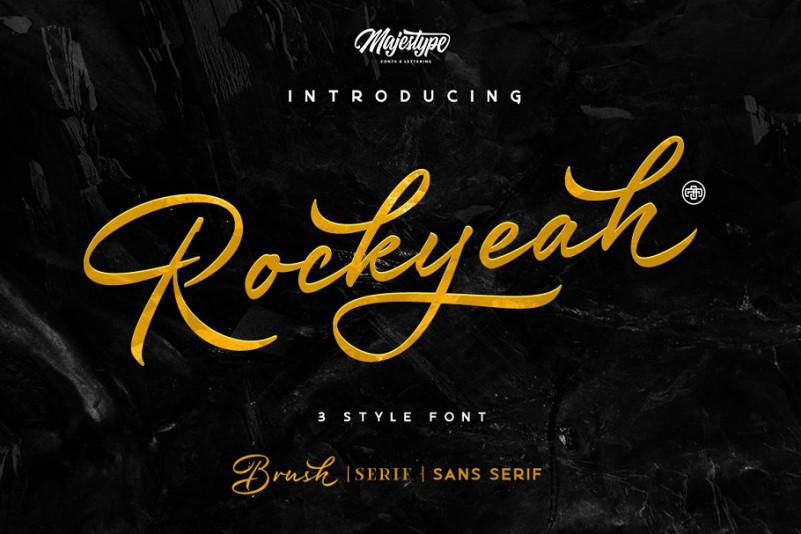 Rockyeah 3 Style