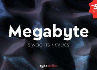 Megabyte Font Family