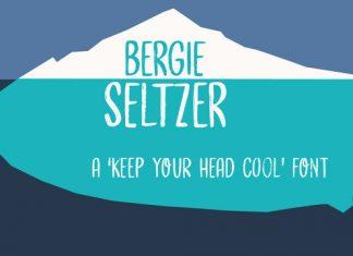 Bergie Seltzer Font Family