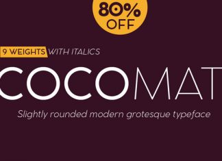 Cocomat Pro Font Family