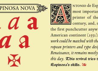 Espinosa Nova Font Family