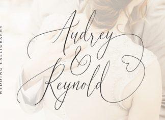 Audrey & Reynold Font