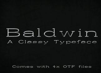 Baldwin Font