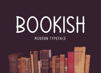 Bookish Font