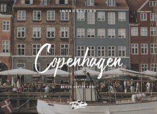Copenhagen Font