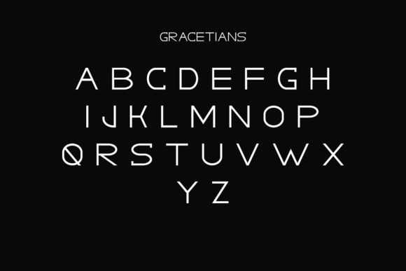Gracetians Font