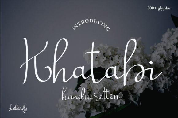 Khatabi Font